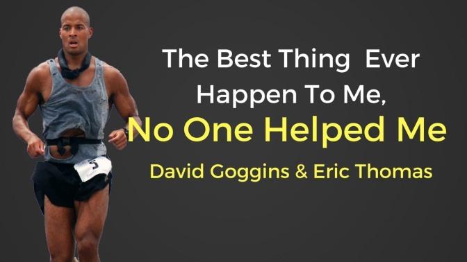 DAVID GOGGINS & INSPIRATION