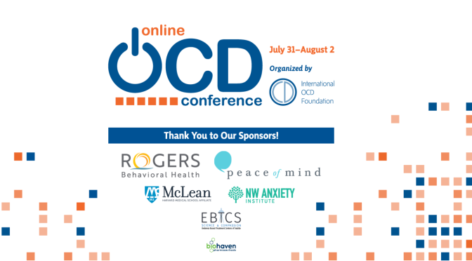 OCD Virtual Conference!
